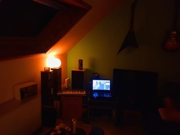 Penthouse Cave Studio